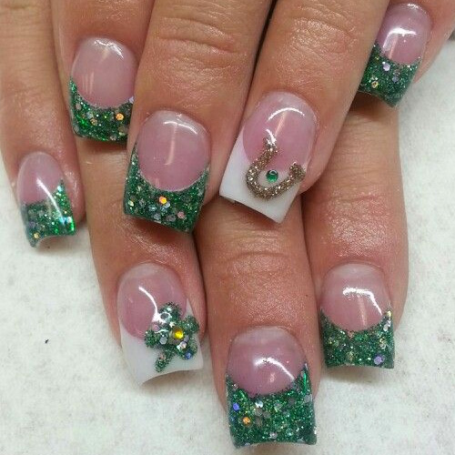 Best St Patrick S Day Nails 17 Best St Patrick S Day Nails Fav Nail Art