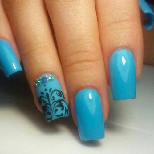 45 Best Nail Art Designs For 2019