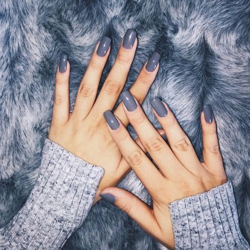 Best Winter Nails 42 Best Winter Nails For 2019 Favnailartcom
