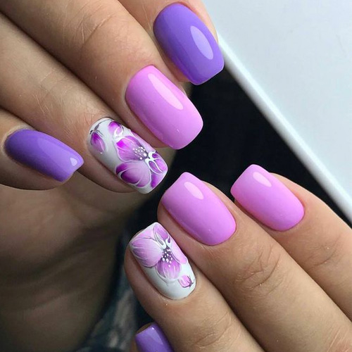 Spring Nail Art: 50 Of The Best Spring Nail Art For 2020