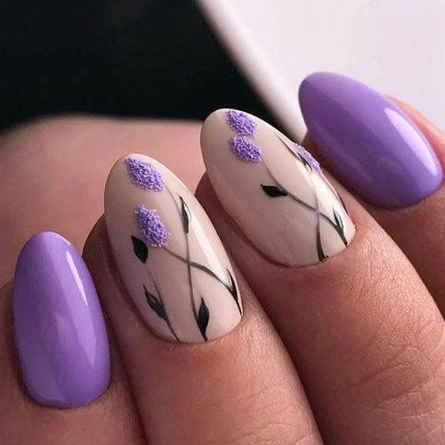 Nail Art 2019: 50 Of The Best Spring Nail Art For 2019